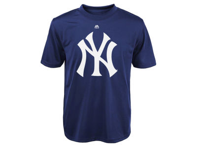 New York Yankees MLB Youth Hero Time Poly T-Shirt