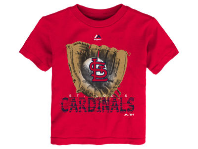 St. Louis Cardinals MLB Toddler Baseball Mitt T-Shirt