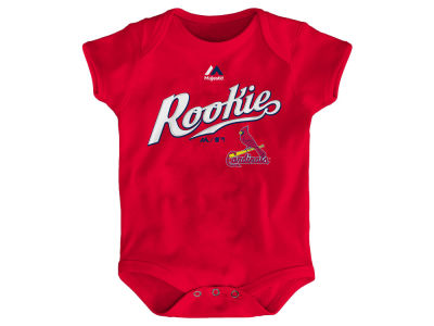 St. Louis Cardinals MLB Infant Rookie Creeper