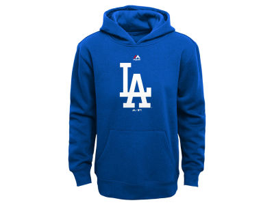 Los Angeles Dodgers MLB Youth Primary Logo Hoodie