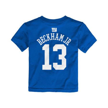 New York Giants Odell Beckham Jr. NFL Toddler Mainliner Player T-Shirt