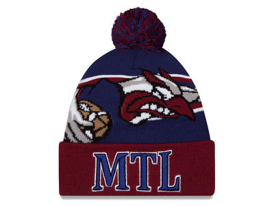 Montreal Alouettes Luc Brodeur-Jourdain New Era CFL 2015 Player Inspired Knit