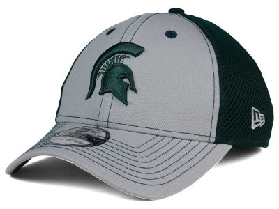 Michigan State Spartans New Era NCAA Team Front Neo 39THIRTY Cap