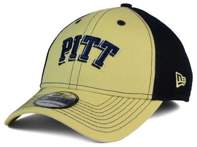 Pittsburgh Panthers New Era NCAA Team Front Neo 39THIRTY Cap