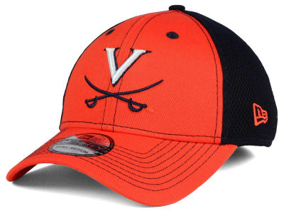 Virginia Cavaliers New Era NCAA Team Front Neo 39THIRTY Cap