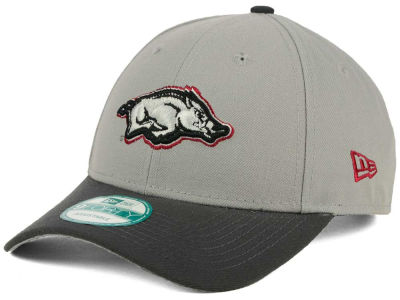 Arkansas Razorbacks New Era NCAA The League 9FORTY Cap