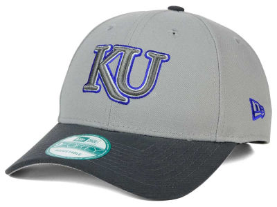 Kansas Jayhawks New Era NCAA The League 9FORTY Cap
