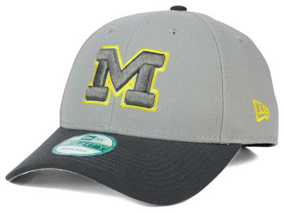 Michigan Wolverines New Era NCAA The League 9FORTY Cap