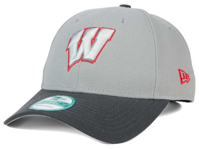 Wisconsin Badgers New Era NCAA The League 9FORTY Cap