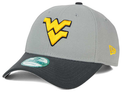 West Virginia Mountaineers New Era NCAA The League 9FORTY Cap