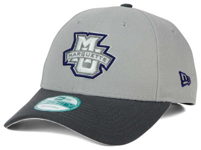 Marquette Golden Eagles New Era NCAA The League 9FORTY Cap