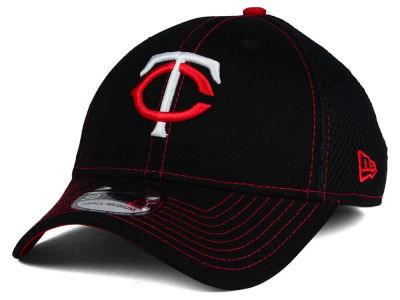 Minnesota Twins New Era MLB Crux Line Neo 39THIRTY Cap