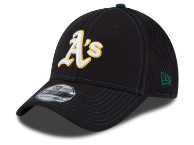 Oakland Athletics New Era MLB Crux Line Neo 39THIRTY Cap