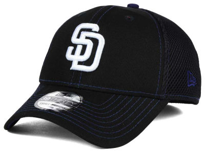 San Diego Padres New Era MLB Crux Line Neo 39THIRTY Cap