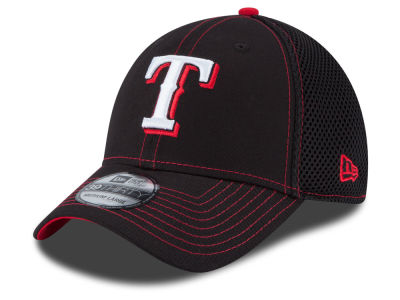 Texas Rangers New Era MLB Crux Line Neo 39THIRTY Cap