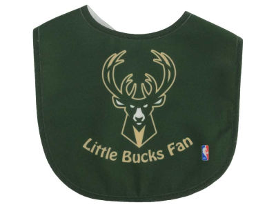 Milwaukee Bucks All Pro Baby Bib