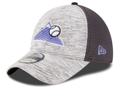 Colorado Rockies New Era MLB 2016 Clubhouse 39THIRTY Cap