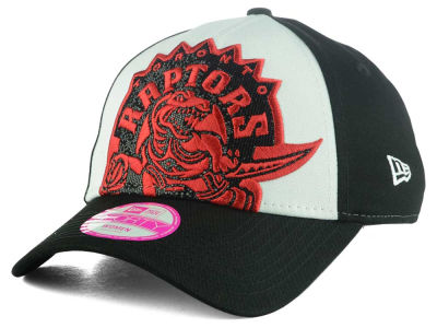 Toronto Raptors New Era NBA Women's Glitter Glam 9FORTY Cap