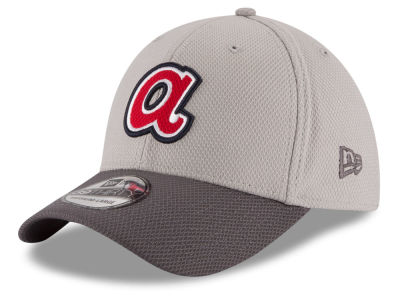 Atlanta Braves New Era MLB Team Grayed 39THIRTY Cap