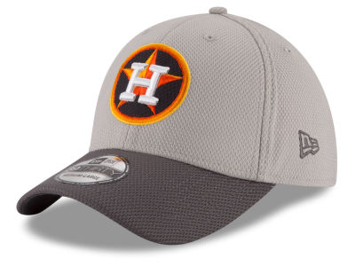 Houston Astros New Era MLB Team Grayed 39THIRTY Cap