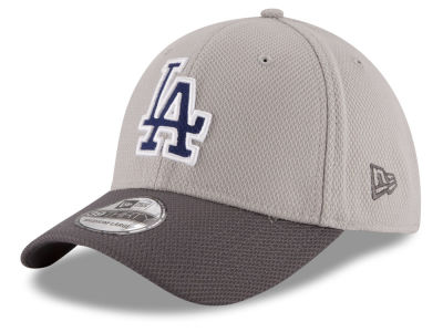 Los Angeles Dodgers New Era MLB Team Grayed 39THIRTY Cap