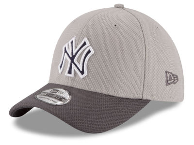 New York Yankees New Era MLB Team Grayed 39THIRTY Cap