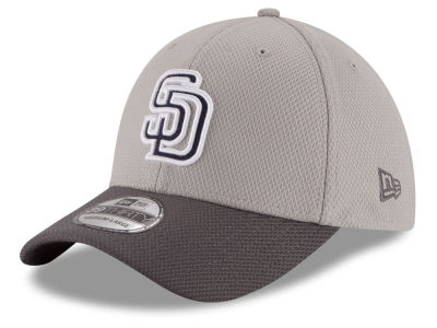 San Diego Padres New Era MLB Team Grayed 39THIRTY Cap