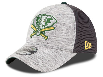 Oakland Athletics New Era MLB 2016 Clubhouse 39THIRTY Cap