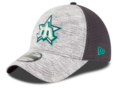 Seattle Mariners New Era MLB 2016 Clubhouse 39THIRTY Cap