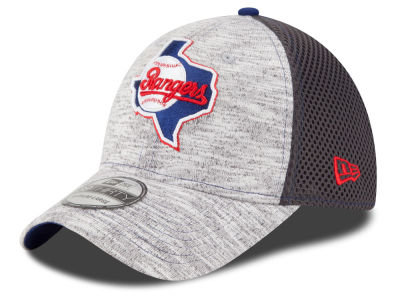 Texas Rangers New Era MLB 2016 Clubhouse 39THIRTY Cap