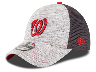 Washington Nationals New Era MLB 2016 Clubhouse 39THIRTY Cap