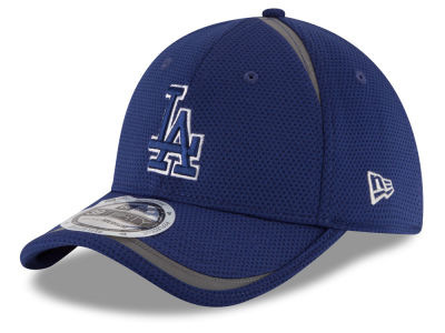 Los Angeles Dodgers New Era MLB Team Reflectaline 39THIRTY Cap