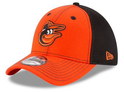 Baltimore Orioles New Era MLB Team Front Neo 39THIRTY Cap