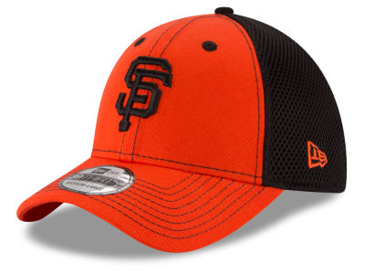 San Francisco Giants New Era MLB Team Front Neo 39THIRTY Cap