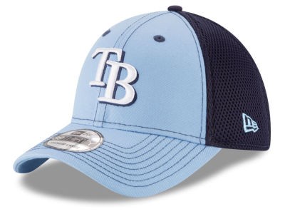 Tampa Bay Rays New Era MLB Team Front Neo 39THIRTY Cap
