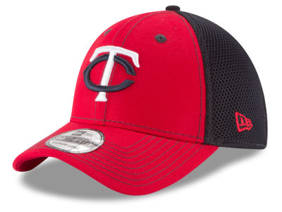 Minnesota Twins New Era MLB Team Front Neo 39THIRTY Cap
