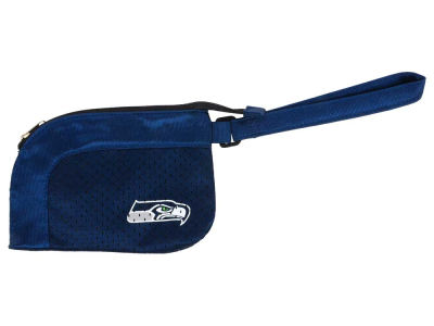 Seattle Seahawks NFL Stadium Wristlet