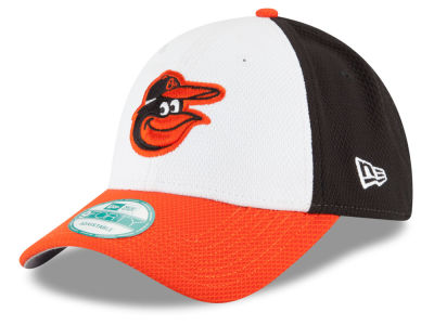 Baltimore Orioles New Era MLB Perforated Block 9FORTY Cap