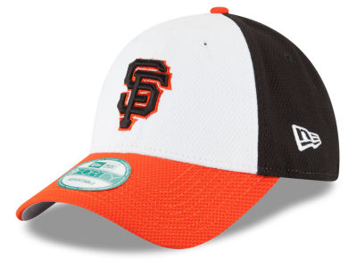 San Francisco Giants New Era MLB Perforated Block 9FORTY Cap