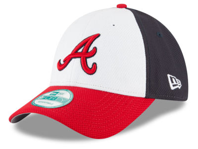 Atlanta Braves New Era MLB Perforated Block 9FORTY Cap