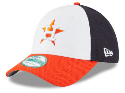 Houston Astros New Era MLB Perforated Block 9FORTY Cap