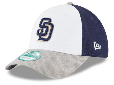 San Diego Padres New Era MLB Perforated Block 9FORTY Cap