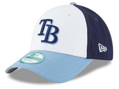Tampa Bay Rays New Era MLB Perforated Block 9FORTY Cap