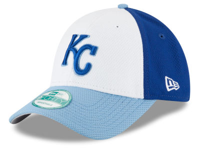 Kansas City Royals New Era MLB Perforated Block 9FORTY Cap