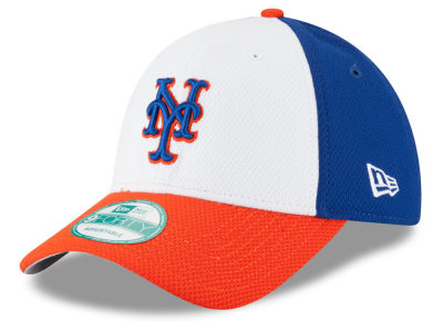 New York Mets New Era MLB Perforated Block 9FORTY Cap