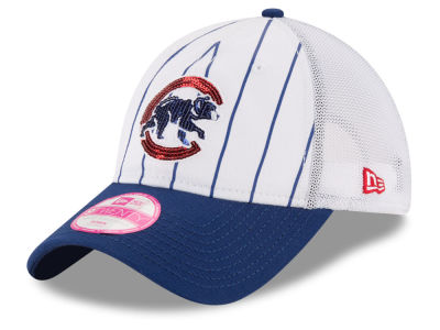 Chicago Cubs New Era MLB Women's Trucker Lust 9TWENTY Cap
