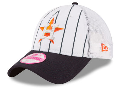 Houston Astros New Era MLB Women's Trucker Lust 9TWENTY Cap