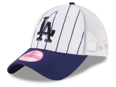 Los Angeles Dodgers New Era MLB Women's Trucker Lust 9TWENTY Cap