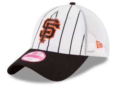 San Francisco Giants New Era MLB Women's Trucker Lust 9TWENTY Cap