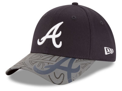Atlanta Braves New Era MLB Youth Reflect Fuse 9FORTY Cap